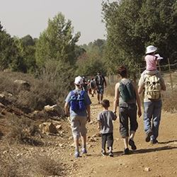 Picture of The Squill Trail at Tel Afek