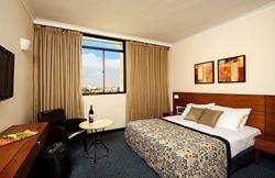 חדר שינה במלון קיסר פרימייר - Bedroom at Ceaser Premier Hotel