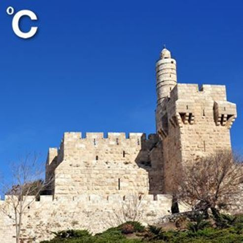 Picture of Jerusalem, Now 27-36