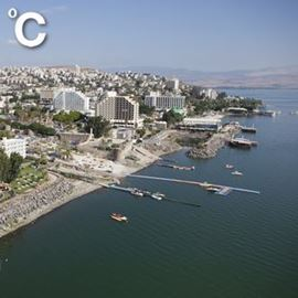 Picture of Tiberias, Now  10-13