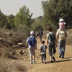 Picture of Israel National Trail Part 6 - Nahal Meron to Nahal Amud
