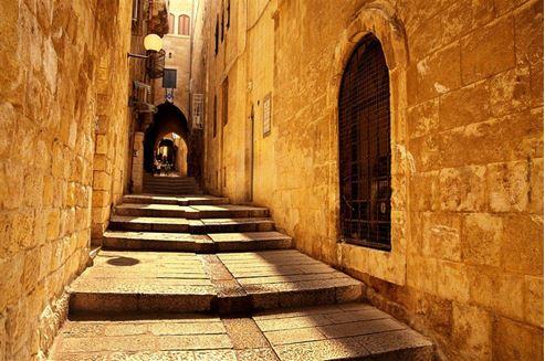 Picture of ArchitectureCultureHistory IMG_5691 Jewish Quarter alleys