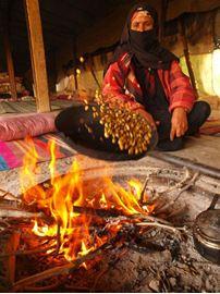 Изображение Фотография бедуинок