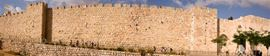 Picture of Picture of a Panoramic view of the Jaffa Gate