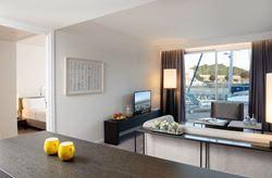הרודס הרצליה - חדר שינה - Herods Herzliya - Bedroom