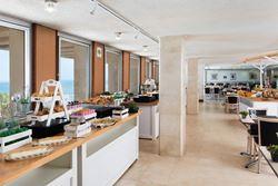 מלון לאונרדו ארט- חדר אוכל - Leonardo Art Hotel - Dining room