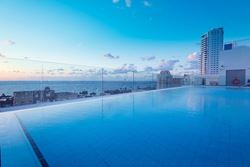 מלון לאונרדו פלאזה - בריכה - Leonardo Plaza Hotel - Pool