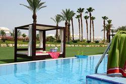 בריכת מלון הרודס ים המלח - Hotel Pool Herods Dead Sea