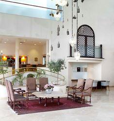 לובי מלון הרודס בוטיק - Lobby Herods Boutique Hotel