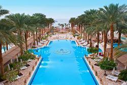 בריכת מלון הרודס פאלאס - Hotel Pool Herods Palace