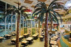 מלון רויאל ריזורט - חדר אוכל - Royal Resort Hotel - Dining room