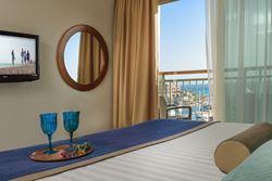 מלון מג'יק פאלאס - חדר שינה - Magic Palace Hotel - Bedroom
