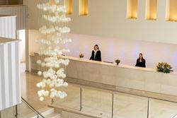 מלון לאונרדו אשקלון - קבלה - Leonardo Ashkelon Hotel - Reception