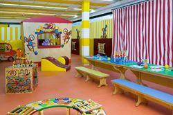 לאונרדו קלאב - משחקייה - Leonardo Club - Playground