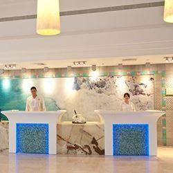 לובי מלון הרודס ים המלח - Lobby Herods Dead Sea Hotel