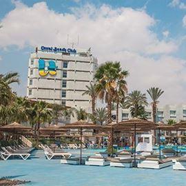 מלון יו קורל ביץ' - חזית