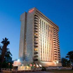 חזית  מלון לאונרדו פלאזה ירושלים - Front of Leonardo Plaza Hotel Jerusalem