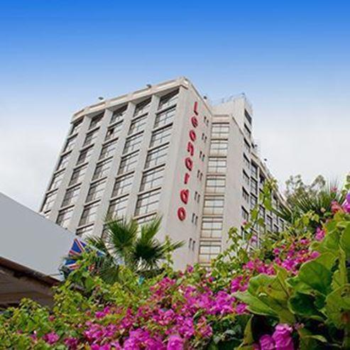 מלון לאונרדו טבריה - חזית - Leonardo Tiberias Hotel - Front