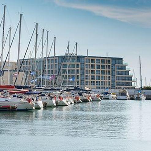 הרודס הרצליה -  נוף המרינה - Herods Herzliya - Marina view