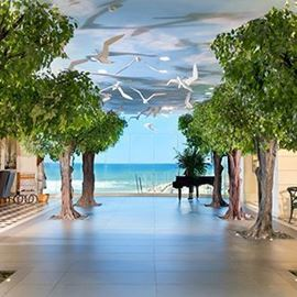 הרודס תל אביב - לובי - Herods Tel Aviv - Lobby