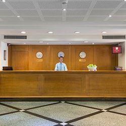 מלון לאונרדו ארט - קבלה - Leonardo Art Hotel - Reception