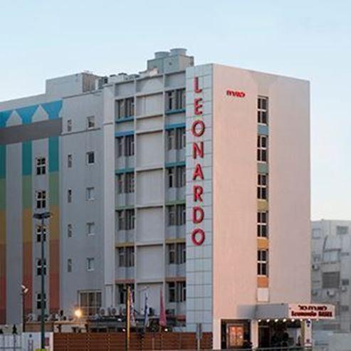 מלון לאונרדו ביץ חזית Leonardo Beach Hotel Front