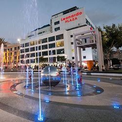 מלון לאונרדו פלאזה - חזית - Leonardo Plaza Hotel - Front