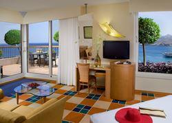 סוויטה במלון דן אילת - Suite at Dan Hotel Eilat