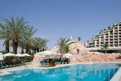 בריכה חיצונית מלון דן אילת - Outdoor Pool Hotel Dan Eilat