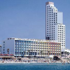 חזית מלון דן תל אביב