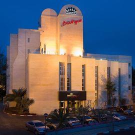 חזית מלון דן בוטיק - ירושלים - Front of Dan Boutique - Jerusalem Hotel