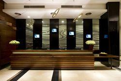 קבלת מלון דן בוטיק - ירושלים - Reception Hotel Dan Boutique - Jerusalem
