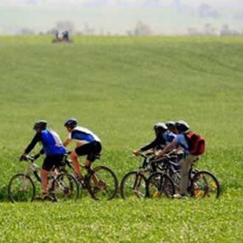 קיבוץ בארי,אופניים - Kibbutz Be'eri, bicycle