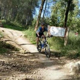 מסלולי אופניים ביער בן שמן - Ben Shemen Forest bike trail
