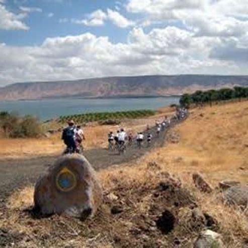 מסלול אופניים מעגלי בגליל - A circular bicycle route in the Galilee