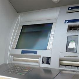 ATM, cash machine, Petach Tikva, Israel
