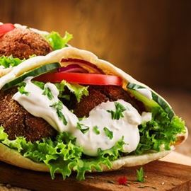 Picture of Falafel