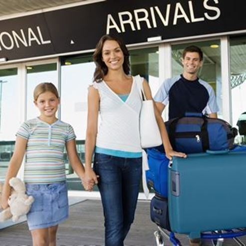 Picture of Visitors & Tourists Arrivals 2010
