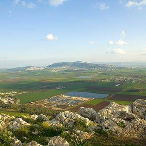 Jezreel Valley - עמק יזרעאל