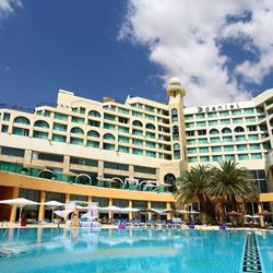 מלון דניאל- חזית - Hotel Daniel - Front