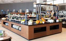 מלון דניאל - חדר אוכל - Hotel Daniel - Dining Room