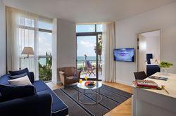 מלון דניאל - חדר השינה - Hotel Daniel - Bedroom