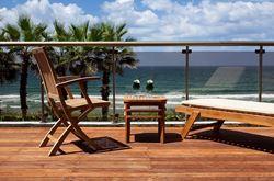 מלון דניאל - מרפסת - Hotel Daniel - Balcony