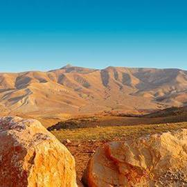 The Judean Desert - מדבר יהודה