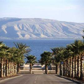 Picture of Sea of Galilee (Lake Kineret)