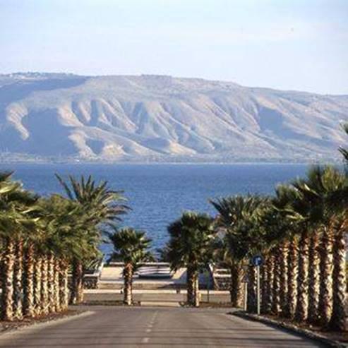 Sea of Galilee - כינרת