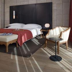 מלון ממילא - חדר שינה - Mamilla Hotel - Bedroom