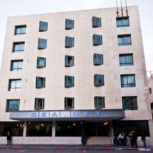 חזית מלון סי נט - Front of Sea Net Hotel