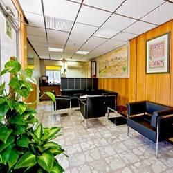 לובי מלון בית השלום - Lobby Beit HaShalom Hotel