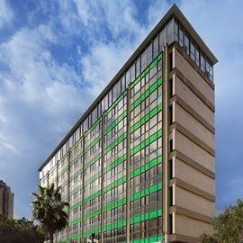 חזית מלון ביי וויו חיפה - Front of Bay View Haifa Hotel